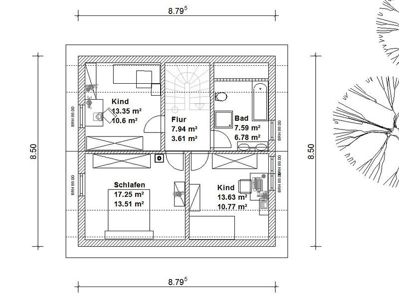 Hausplaner veba gmbh vogtl ndisch erzgebirgische bau for Eigenheim grundrisse